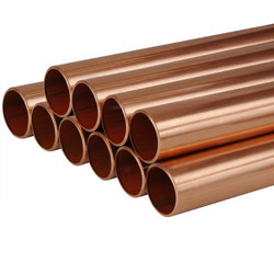 Copper Circular Pipe