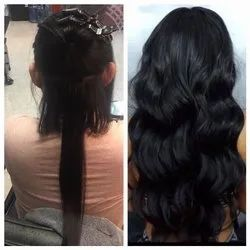 Glamlocks Human Hair Extension Services In Delhi, For Personal, Parlour, Packaging Size: 20 Piece Per Pack