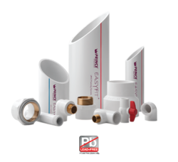 Prince Upvc Pipes & Fittings, Size: 1/2 To 6 Inch