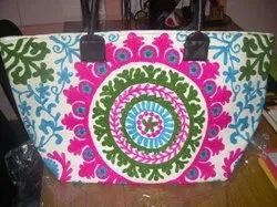 Party Wear Suzani Embroidery Bags