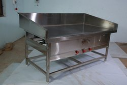 Stainless Steel Dosa Plate