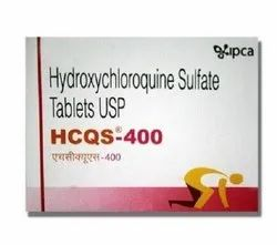 HCQS Hydroxychloroquine Sulphate 400 mg Tablets
