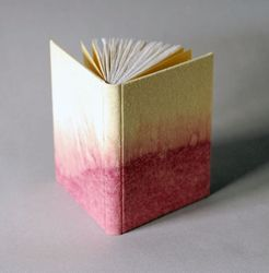Raw Silk Cover Journal