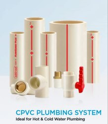 Sdr-11 Ashirvad CPVC Pipes, For Plumbing, Nominal Size: 3/4''