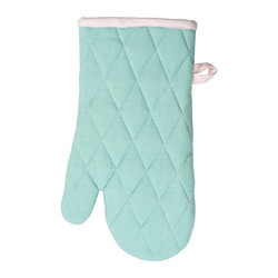 Multicolor Cotton Oven Mitts Gloves