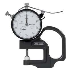 NABL Calibration Service For Dial Thickness Gauge
