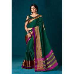 Cotton Silk Ladies Saree