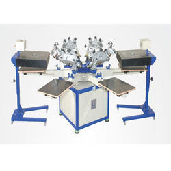 Micro Registration Textile Printing Machines