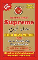 Supreme Herbal Red Mehandi