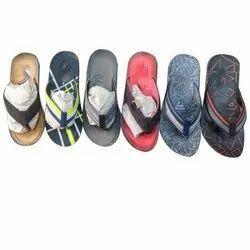 Boys Casual Wear Rubber Slippers, Size: 5-10