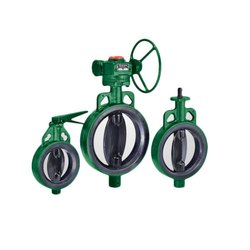Audco (L&T) Gear Operated Butterfly Valve