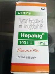 Hepabig /Hepatitis B Immunoglobulin