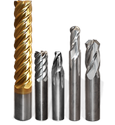 Carbide End Mill Solid Or Coolant Through