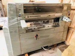 Wohlenberg 115 Paper Cutting Machine