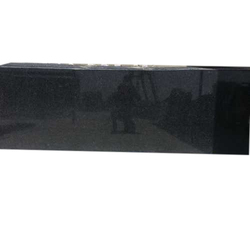 Rajasthan Black Granite, Thickness: 15-20 Mm