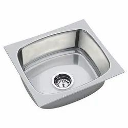 12x 15x 6 Stainless Steel Oval Bowl Kitchen Sink