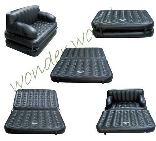 Black Air Sofa Cum Bed Rs 1850 piece Wonder World ID 6198774212