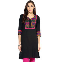 Long Cotton Kurta