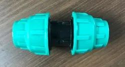MDPE Compression Coupler