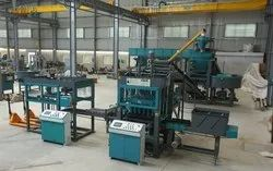 Uni Shape Paver Making Machine
