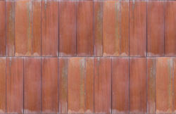 Corten Steel Cladding plates