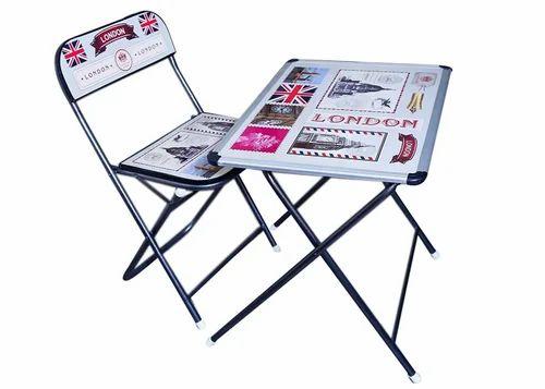 Study Table Chair Set