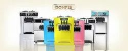 Donper Soft Ice Cream Machine