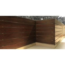 Thermory Pine Wooden Cladding