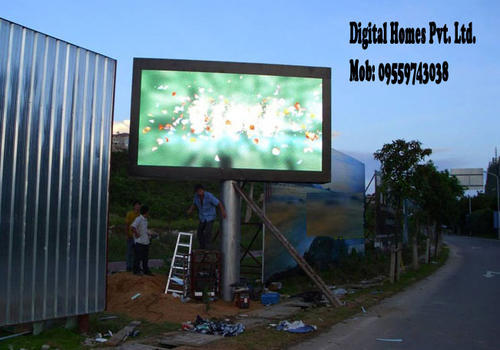 Led Hoarding Sale At Rs 5800 Unit Hoardings Id