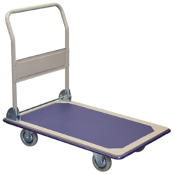 Foldable Flatbed Trolley