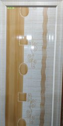 Exterior Polished PVC Bathroom Door
