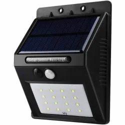Waterproof 16 LED Solar Sensor Wall Light
