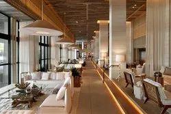 Hotel Interior Designing, More Than 50