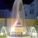 Stainless Steel Double Dome Water Fountains