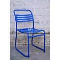 Office - Bar Blue Color Chair