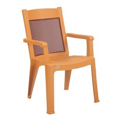 Plastic Supreme Kingdom Amber Brown Garden Furniture