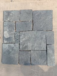 BLACK RUNDLE CASTLE STONE VENEER