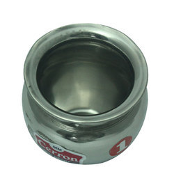 Stainless Steel Water Lota, For Home, Packaging Type: Box