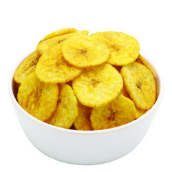 SONAL FOODS Yellow Banana Wafers, Pack Size (Gram): 200GM 1KG