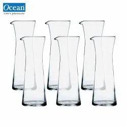 Ocean Life Pleasure Decanters Glass, Packaging Type: Box