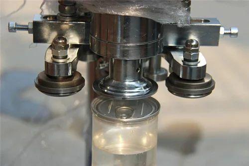 Manual Tin Packing Machine