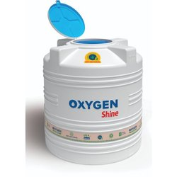 Oxygen Triple Layered Water Tanks
