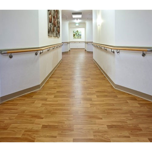 Vinyl Carpet Flooring India: 500 Sq Ft Vinyl Flooring Service, Health Care Centre