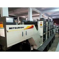 Mitsubishi 1F 4.2000 Offset Printing Machine