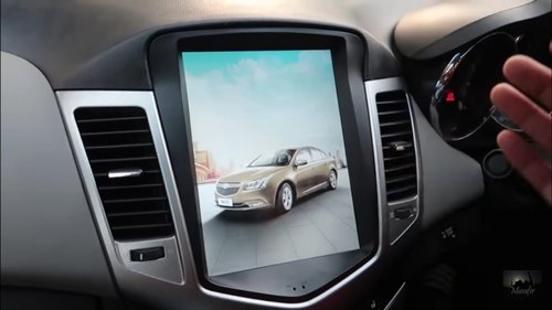 Chevrolet Cruze 10 4 Tesla Style Vertical Screen Android Car Gps Radio  Navigation