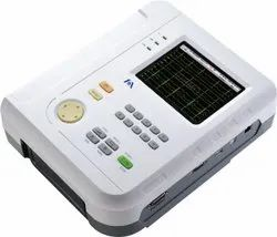 Meditec England Portable ECG Machine, Number Of Channels: 12 Channels, E-427