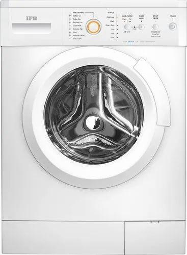IFB 6 kg Fully Automatic Front Load Washing Machine, Eva Aqua VX LDT, White