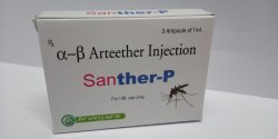 Santher-P Alpha Beta Arteether Injection, Arvincare, 3 X 1 Ml
