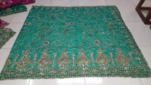 Wedding Net George Wrapper Fabric