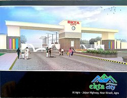 Residential Ekta City Real Estate